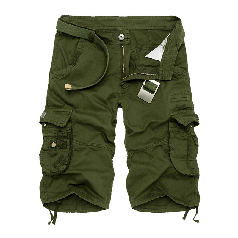 SHUJIN Cargo   Shorts   Men Cool Camouflage Summer Hot Sale Casual Men   Short   Pants Brand Clothing Comfortable Camo Men Cargo   Shorts