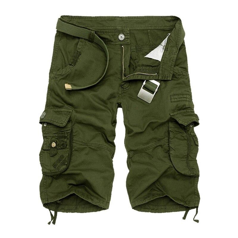 SHUJIN Shorts Da Carga Dos Homens Camuflagem Legal Hot Summer Sale Casual Roupas Confortáveis Homens Camo Shorts Da Carga Dos Homens Calças Curtas Marca