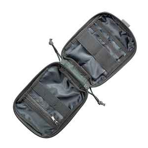 Image 4 - OneTigris MOLLE Pouches Tactical Organizer Medical Pockets Gadget EDC Utility First Aid Kit Bag Camping Treatment Emergent Pouch