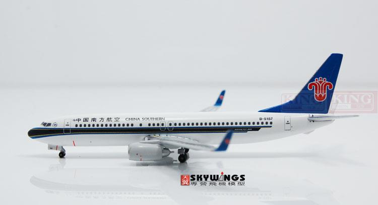 Inflight China Southern Airlines B-5157 1:400 B737-800 commercial jetliners plane model hobby spike wings xx4502 jc turkey airlines b777 300er san francisco 1 400 commercial jetliners plane model hobby