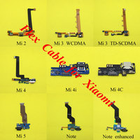 9models For Xiaomi Mi2 Mi3 Mi4 Mi4i Mi4c Mi5 Note Dock Connector Micro USB Charging Port