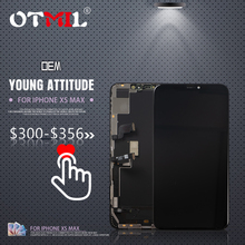 No Dead Pixel OEM For iPhone XS Max LCD Touch Screen Digitizer Replacement A2101 A1921 A2104 For iPhone XS Max Display oem xs xxxl p327