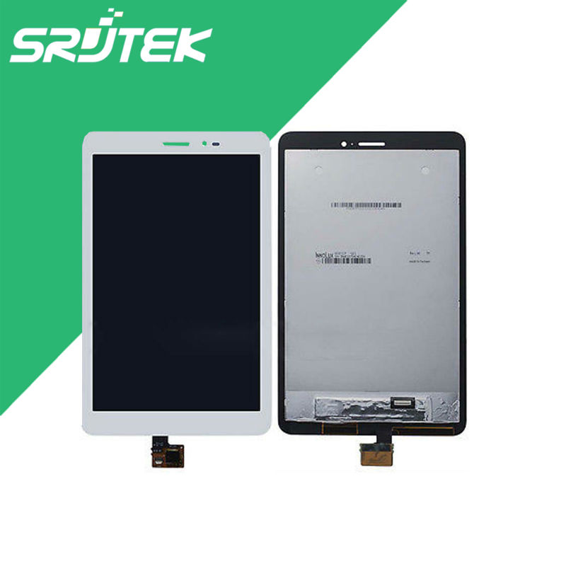 8 Inch for Huawei MediaPad T1 8.0 S8-701U LCD Display + Touch Screen Digitizer Sensor Full Assembly Tablet PC Replacement Parts replacement original touch screen lcd display assembly framefor huawei ascend p7 freeshipping