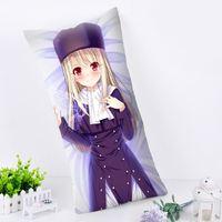 Hobby Express Dakimakura Fate Saber Night Anime Rectangle Cover Pillow Case RPC82