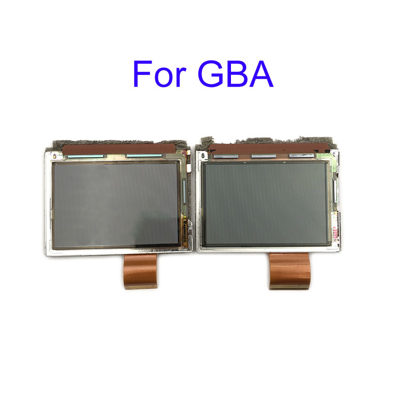 Original Used 32pin 40pin LCD Display Screen Len Replacement for Nintendo gameboy advance for GBA LCD Screen Repair