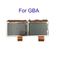 Orijinal kullanılan 32pin 40pin LCD ekran ekran lens için Nintendo gameboy advance GBA için LCD ekran onarım