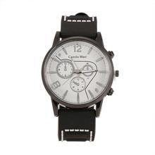 Famous Brand Quartz Watches Men Silicone Strap Watches Relogio Masculino Military Sports Men Watch Clock Zegarki Meskie