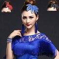 Women Dancewear Jewelry for Latin Dress Jewelries Set Headpiece Earrings Bracelets Latin Dance Accessories
