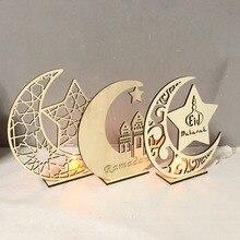 EID Mubarak Pendant Ramadan Decoration Ornaments Muslim Party Supplies Wedding Birthday