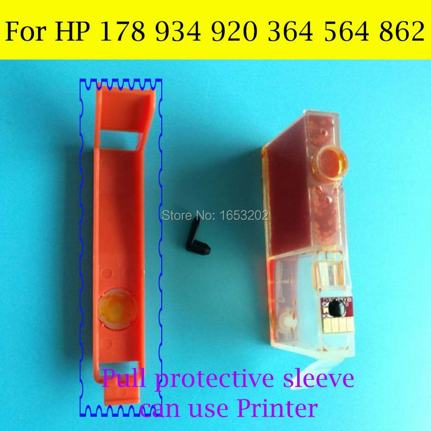 For HP 178 920 934 364 564 862 Refill Ink 4