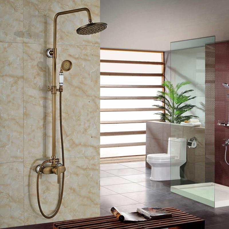 Wholesale And Retail Bathroom Shower Mixer Taps Antique