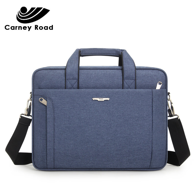 Large Capacity Men Women Laptop Handbag Travel Briefcase Bussiness Notebook Bag For 14 15.6 Inch Laptop Bag