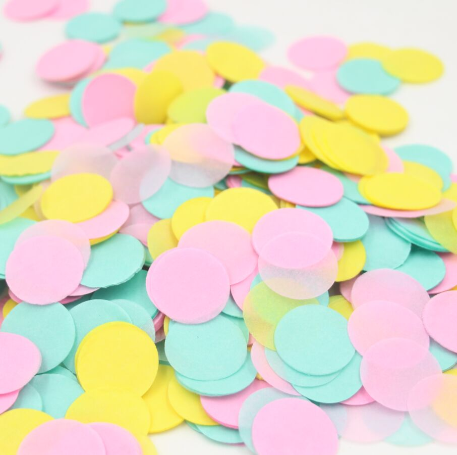 5000pcs Mint Pink Yellow Guest Favors Wedding Send Off Party Favors ...