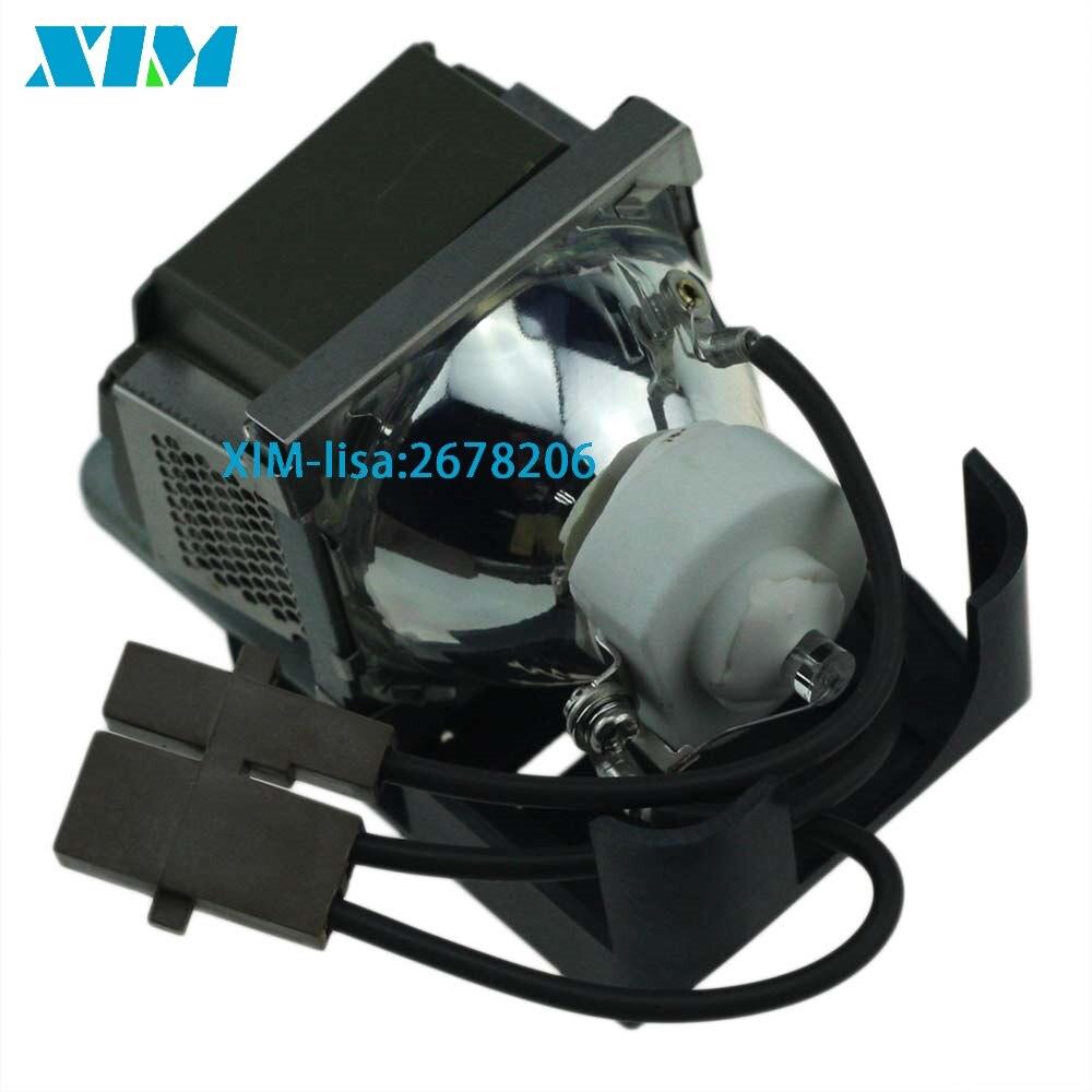 Lampe Compatible avec projecteur de remplacement de haute qualité avec boîtier RLC-030 pour projecteurs VIEWSONIC PJ503D - 5