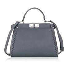 Luxury Women Famous Brands Large Tote Fashion Messenger Bags Square Ladies Hand Bag Vintage Designer Shoulder Leather Handbags
