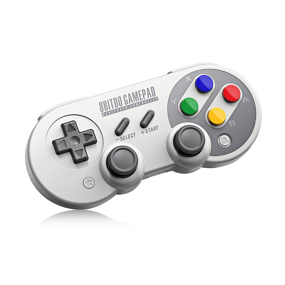 8Bitdo SF30 Pro Wireless Bluetooth Controller with Joystick for Android Nintendo Switch Windows macOS Steam