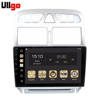 Octa Core 4G RAM+32G ROM Android 8.0 Car DVD GPS for Peugeot 307 Autoradio GPS Car Head Unit with with Mirror link Wifi RDS