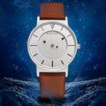 BSL1022  BAOSAILI Brand Plate Moving Second Unique Men Casual Watches Wrist Quartz Watches For Men