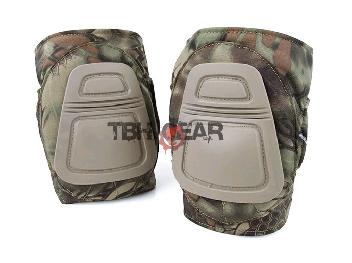 ФОТО TMC DNI Neoprene Knee Pads Set Tactical Knee Pads In Kryptek Mandrake+Free shipping(SKU12050074)