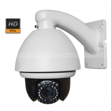 4inch Mini 960P 1.3MP 10X Zoom Network PTZ Camera IR Indoor IP Speed Dome Onvif