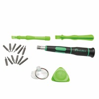 Pro'skit SD 9314 17 in 1 Tool Kit for Apple Products 13Pcs Screwdrivers Pry bars TYRE LEVER Apple Hand Tool Set
