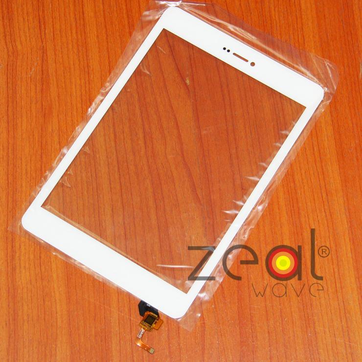 White 199*139mm 8 inch Tablet Touch Screen PB80JG9060 KDX Glass Panel Digitizer Sensor