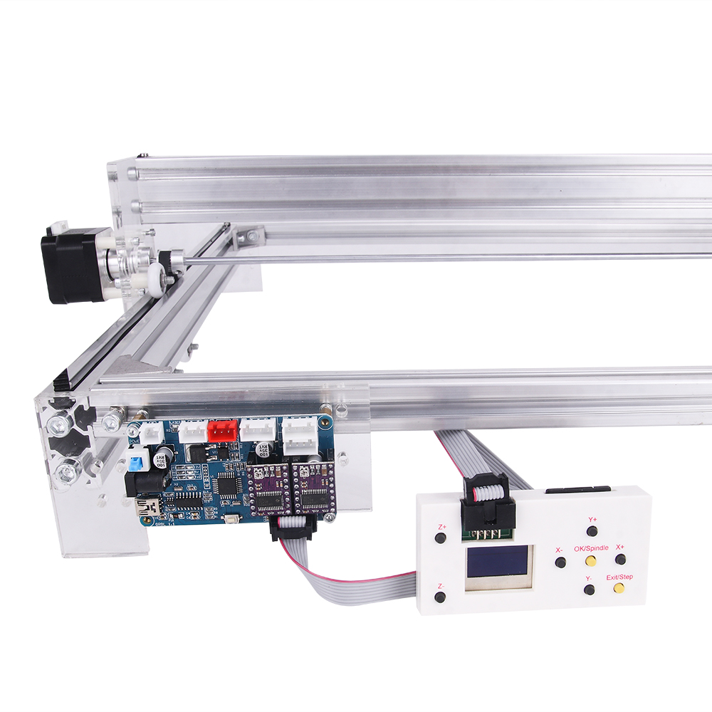 Laser Engraving Machine with 40cmx50cm Working Area and Offline Controller 2
