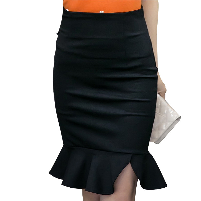 Compare Prices on Bodycon Skirt Black- Online Shopping/Buy Low ...