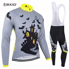 BXIO Invierno Maillot Ciclismo Winter Thermal Fleece Cycling Sets Pro MTB Bike Wear Long Sleeve Autumn Bicycle Clothes 028