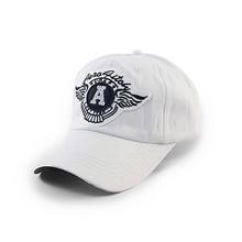 New Fashion Men Women Adjustable Classic Alphabet Sun Hat Baseball Golf Sport Cap Outdoor Wing Embroider Leisure Snapback Caps