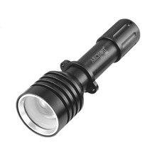 ARCHON D10U XM L2 U2 3 Mode 1000 Lumen White Diving Zooming Flashlight Underwater Torch Waterproof LED Light