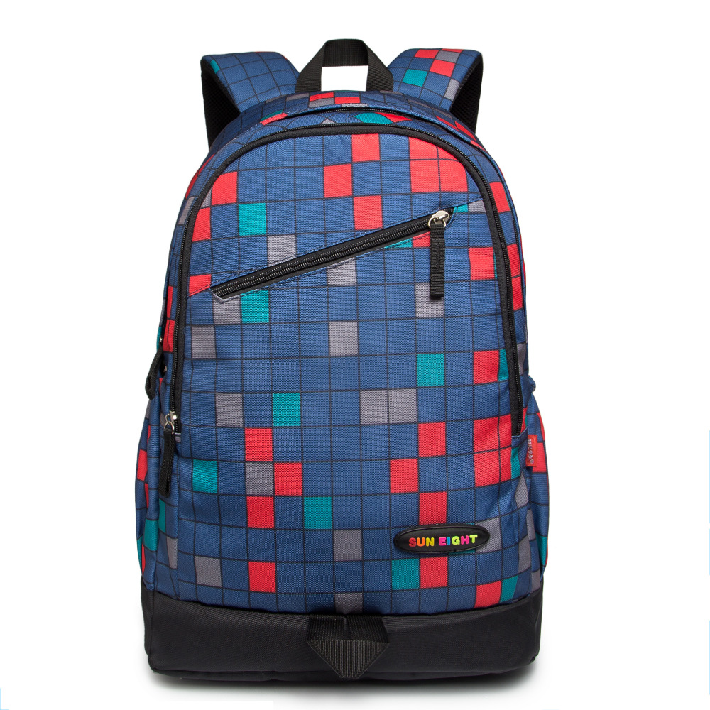 2018 cool men backpack student bag boys school bags blue red plaid male travel bag for laptop computer womens fashion backpacks men backpack student school bag for teenager boys large capacity trip backpacks laptop backpack for 15 inches mochila masculina