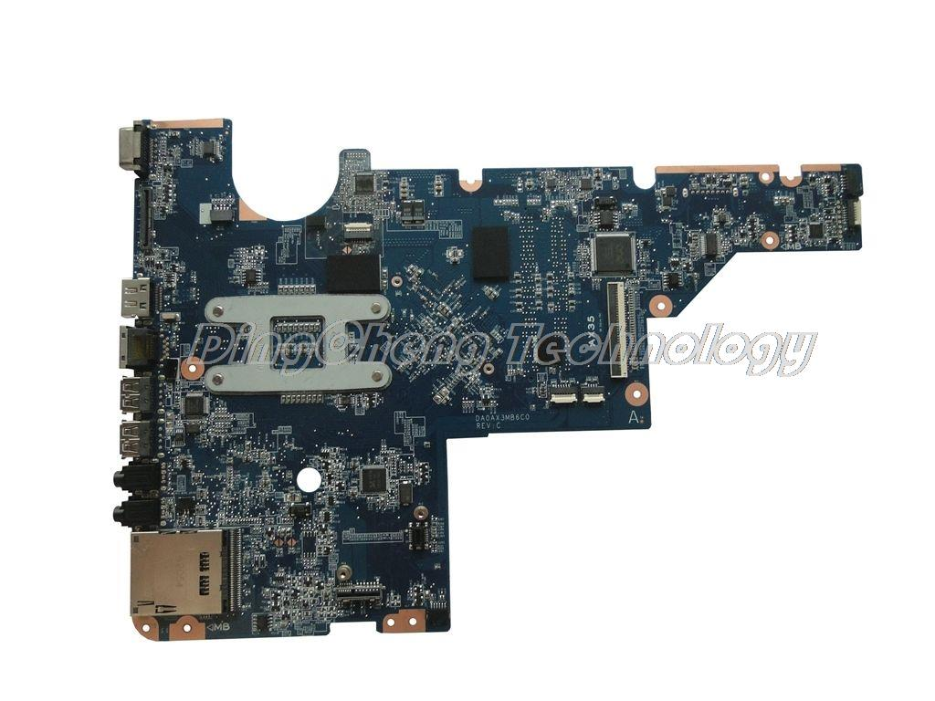 45 days Warranty for hp G42 G62 CQ42 CQ62 605140-001 laptop Motherboard GL40 Chipset integrated graphics card 100% fully tested