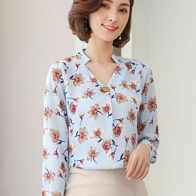 Shirts for women 2018 summer