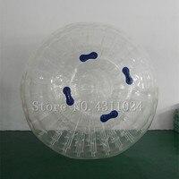 Бесплатная доставка хорошее качество надувной шар Зорб мяч, Зорбинг игрушки человеческого хомяка мяч 2,5 м ПВХ для снежной зимы бесплатная н...