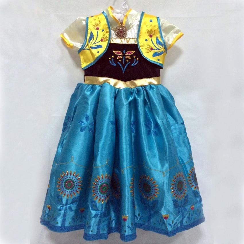Bonito do Outono vestido da dança para a menina para venda