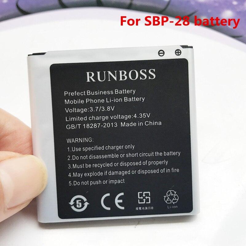 Runboss 1520mAh SBP-28 Battery For Asus Padfone A66 SBP28 Mobile Phone Batteries