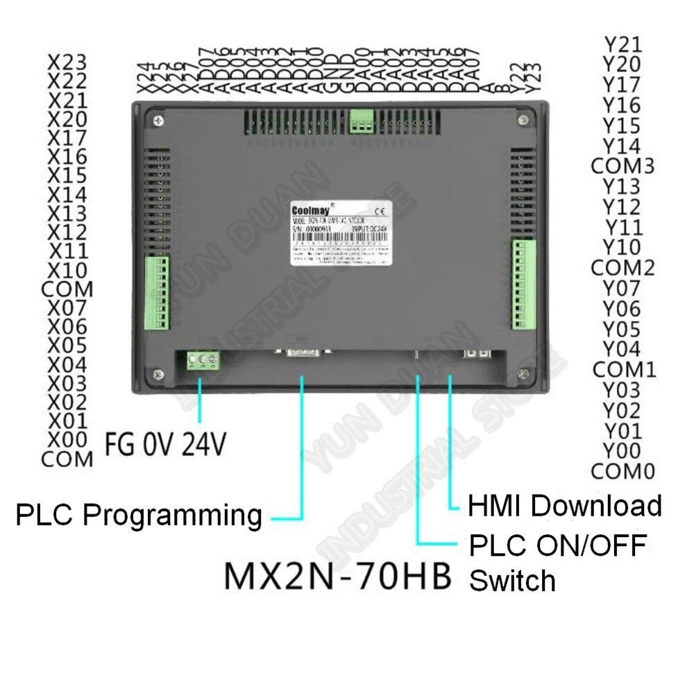 7 hmi plc tudo em um integrado