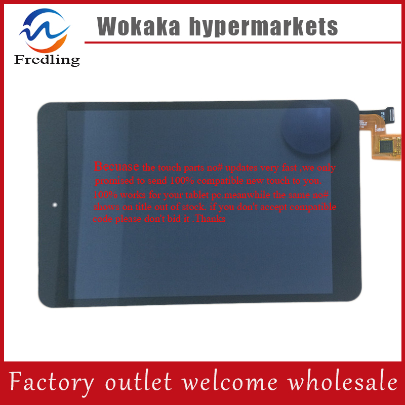 все цены на New 8'' inch only touch screen Touch panel Digitizer Glass Sensor FOR F5281CH TRUST CT079SG600-00  Tablet Free Shipping онлайн