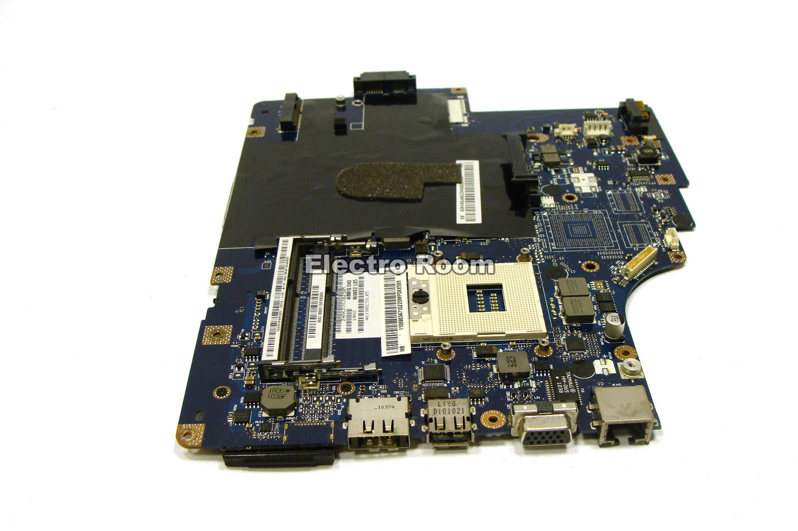 SHELI laptop Motherboard/mainboard for Lenovo g560 LA-5752P for intel cpu with integrated graphics card 100% tested Fully