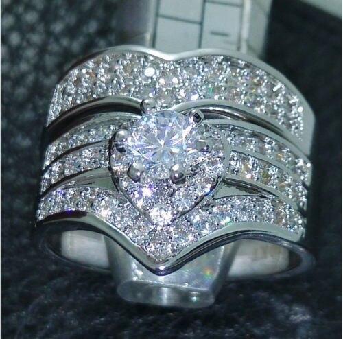 Size 6 7 8 9 10 Fashion font b jewelry b font font b Luxury b