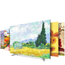 Decorative Waterproof Landscape Patterned TV Screen Cover