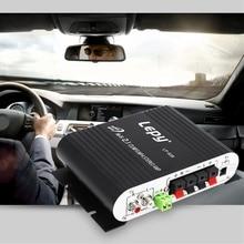 все цены на New Car Amplifier LP-838 12V Smart Mini Hi-Fi Stereo Audio Amplifier for Home Car Auto MP3 MP4 Stereo Boat Motorcycle 5 онлайн