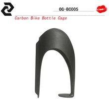 Og-evkin de carbono botella de agua jaula mtb del camino del carbón de bicicletas porta botella botellas jaulas bici botellas holder negro color de ciclismo