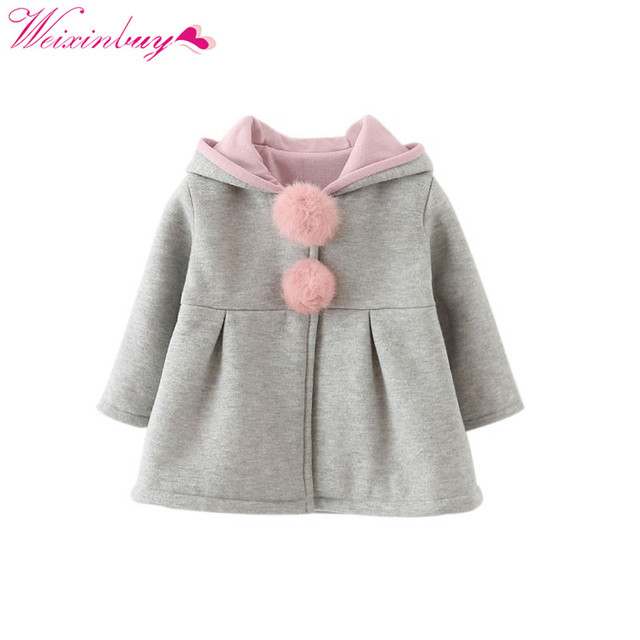 Aliexpress.com : Buy 2017 brand warm children jackets baby Girls ...