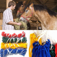 MOYLOR High Quality Hay Bag Fodder Bags For Horse Room Horse Riding Hay Sack Horse Racing