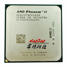 AMD Phenom II X4 840T 2.9 GHz Quad-Core processeur d'unité centrale HD840TWFK4DGR Socket AM3