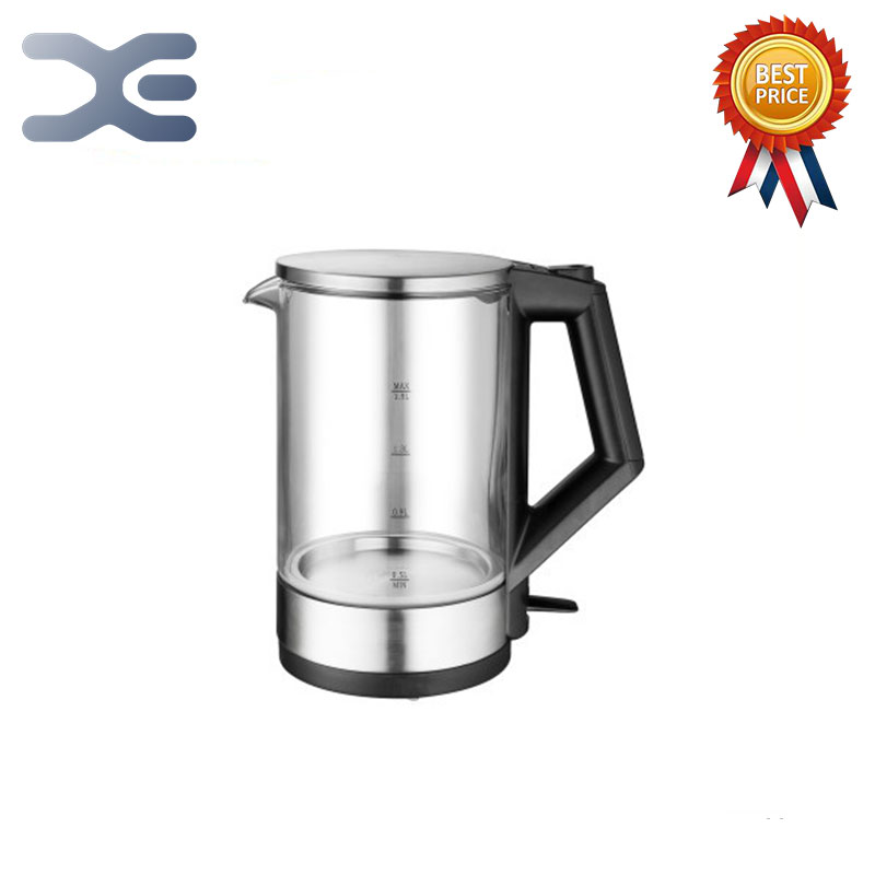 1.5L Water Kettle Glass Handheld Instant Heating Electric Water Kettle Auto Power-off Protection Wired Kettle FY-5881.5L Water Kettle Glass Handheld Instant Heating Electric Water Kettle Auto Power-off Protection Wired Kettle FY-588
