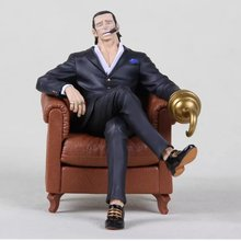 NEW hot 14cm One piece Sir Crocodile action figure toys collection christmas gift toy doll