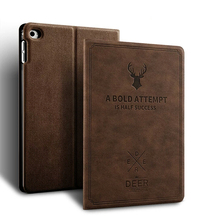 Faux Leather Cases for Apple iPad Tablets